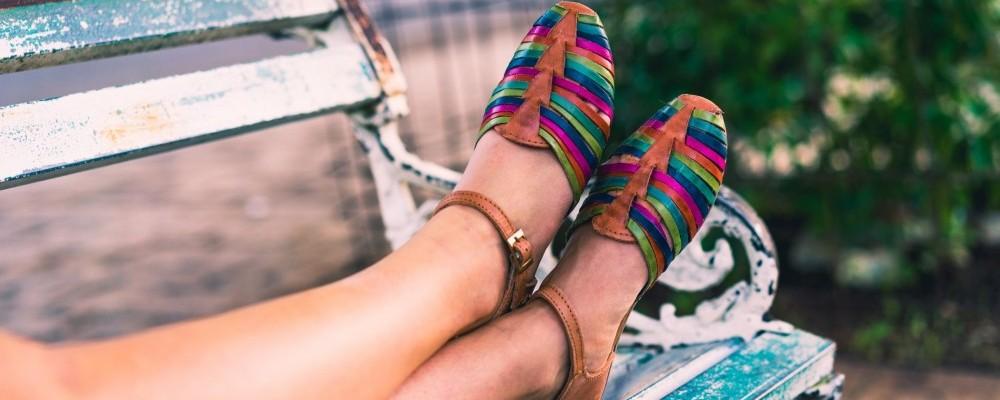 Cute Wide Width Sandals for Women